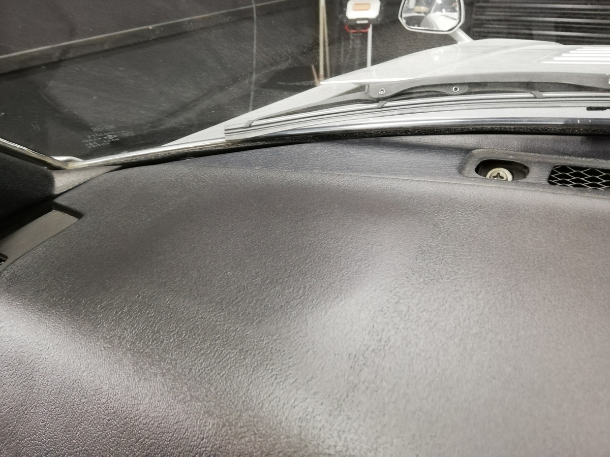 日産/S130型フェアレディ280Z-T Tバールーフ マンハッタンカラー ダッシュボード ひび割れ補修 札幌4