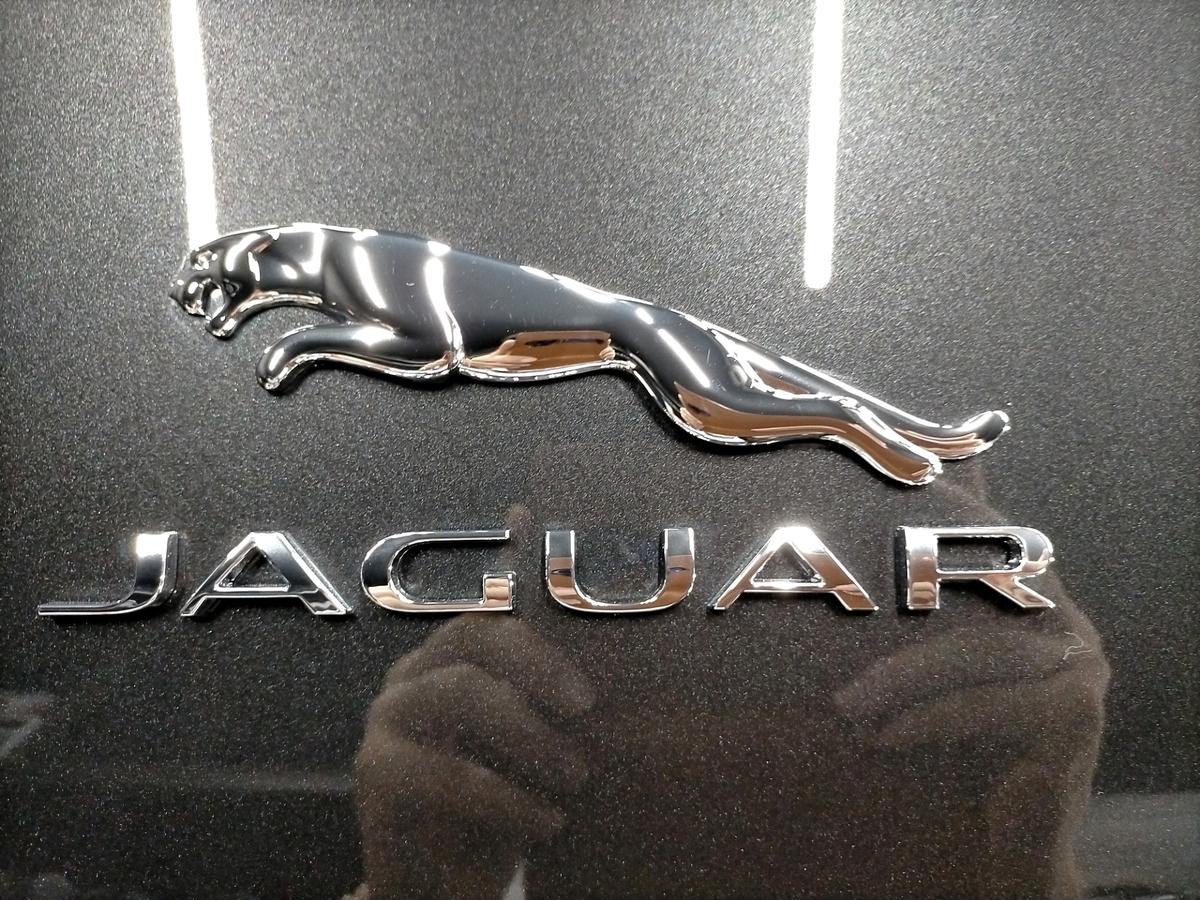 ジャガー/F-TYPE coupe R X152 ボディ研磨+フッ素樹脂結合系コーティング札幌認定中古車6
