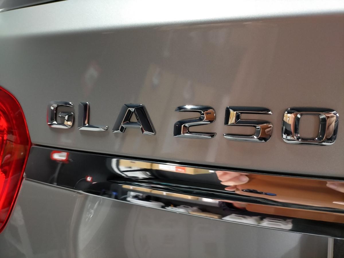 GL250 4マティックオフロード X156 ボディ磨き+樹脂硬化型コーティング【Ω/OMEGA】+アルミモール・ヘッドライト・ホイール・未塗装樹脂パーツコーティング札幌北広島エニカ13
