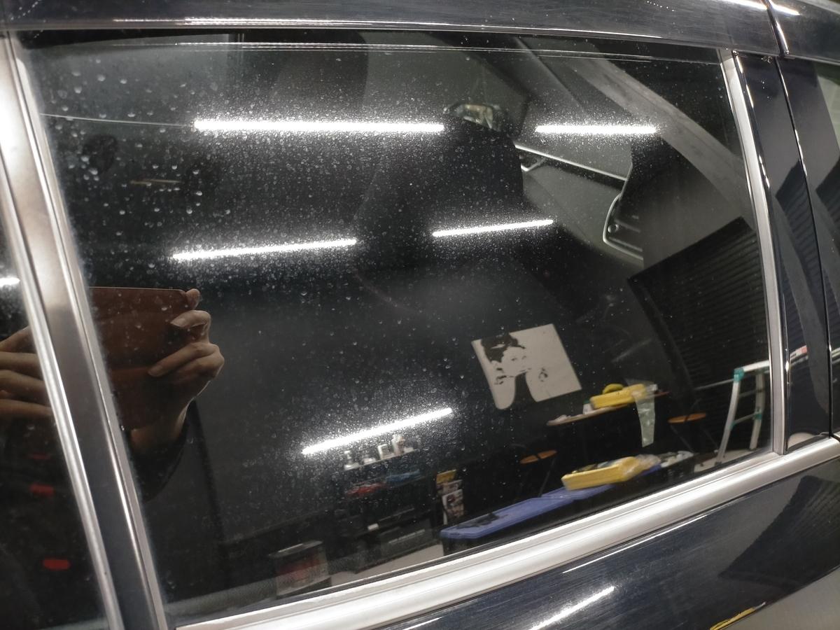 トヨタ/ カローラスポーツ ボディ磨き+樹脂硬化型コーティング【Ω/OMEGA】̟+ウインドウウロコ取り撥水加工札幌北広島6