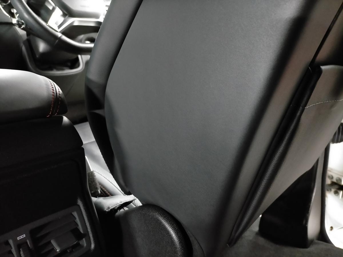 メルセデス・ベンツ/GクラスG350 ブルーテック エディションゼブラ designo本革シート劣化・擦れ・擦り傷の補修札幌北広島4