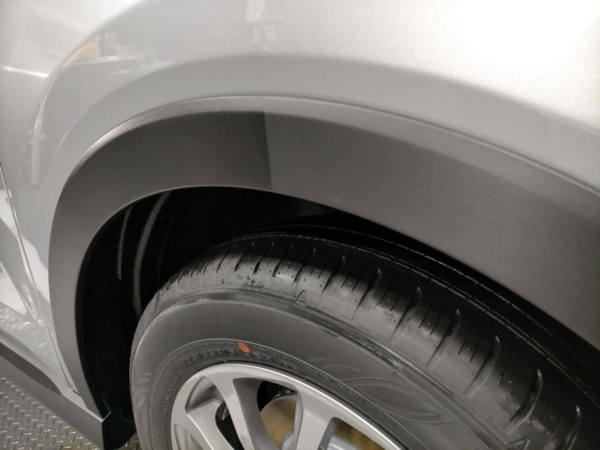 トヨタ/RAIZE新車 樹脂硬化型コーティング【Ω/OMEGA】+ヘッドライト・ホイール・未塗装樹脂パーツコーティング+ウインドウ撥水加工札幌清田5