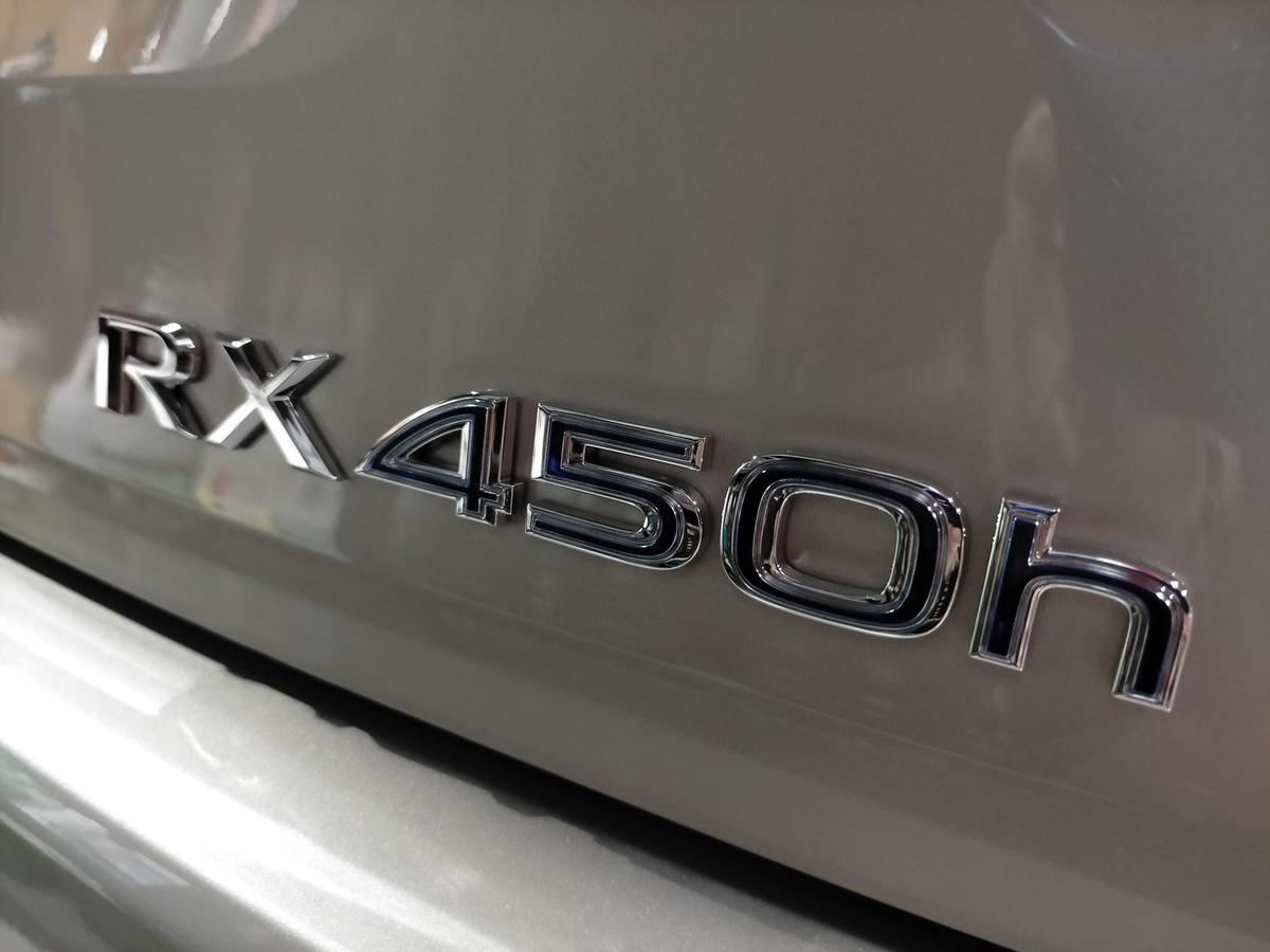 新車レクサス/RX450h 樹脂硬化型コーティング【Ω/OMEGA】+ ムーンルーフウロコ取り札幌北広島江別恵庭9