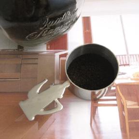 SALUS モカ コーヒーメジャー