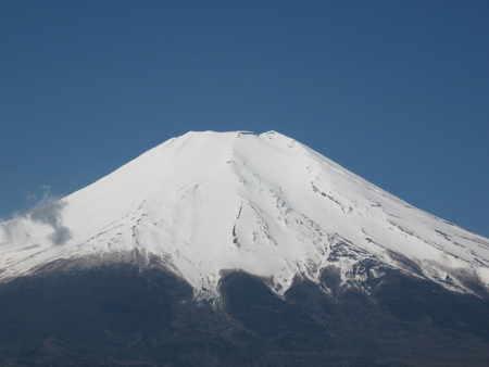 ゴツイ富士