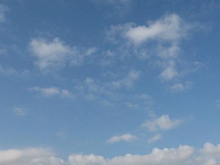 なんとなく空