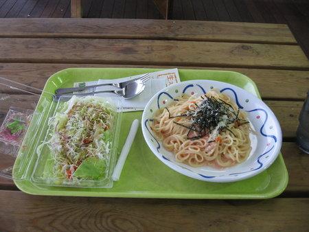 土曜の昼食1