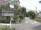 下河原緑道と新田川緑道の交差点