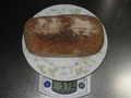 [パン]ライ麦300g小麦全粒粉100g塩6g
