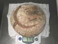 [パン]ライ麦200g全粒粉150g強力粉50g水280g塩6gドライイースト1g