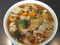 五目スープ蕎麦@春庭花