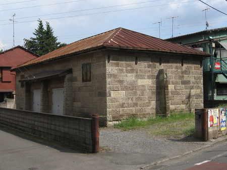 レトロな倉庫