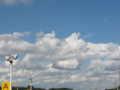 [夏][空][雲]八月最後の日