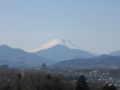 [富士山]1月4日の富士