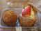 まんまるチーズケーキ&いちごのプチボーラ