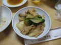 [新年会][サカエヤ茶楼]豚肉と野菜のオイスターソース炒め