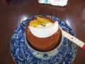 [ケーキ]お酒の入ったケーキ