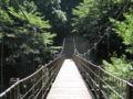[蓮生寺公園]さえずり橋