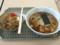 醤油ラーメン+牛丼