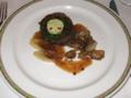 [フレンチ][☆]牛フィレ肉のロースト