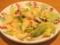 ハンバーグランチセットのサラダ