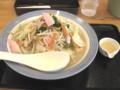 [リンガーハット][ラーメン]野菜たっぷりチャンポン