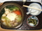鶏もも肉46g豆腐120g白菜147g人参52gチンゲン采35g卵59gゴーヤ酢漬34g