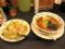 中華そば&野菜炒め