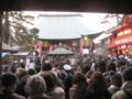 [新年]高幡不動尊