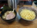 [大勝軒新化][ラーメン][☆☆]新化つけ麺あつもり