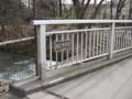 [玉川上水緑道]松中橋
