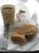三時のお茶(コーヒー&鯛焼き)