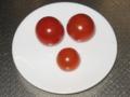 [トマト]トマトの初物