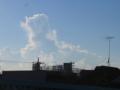 [空][雲]入道雲