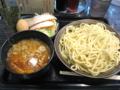 [三ツ矢堂製麺][ラーメン][☆☆]マル得つけ麺