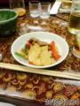 竹の子と牛肉のオイスターソース炒め