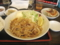 豚肉生姜炒め定食&二個餃子
