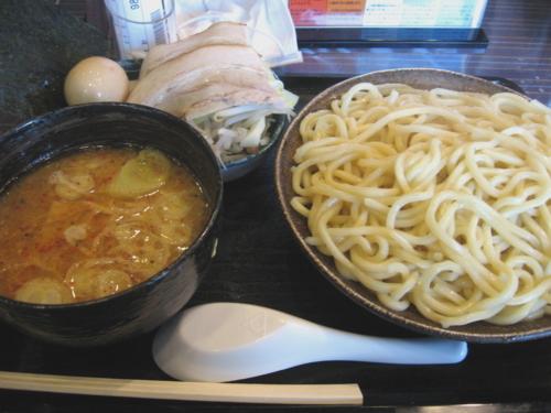 丸得つけ麺