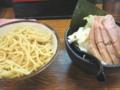 [大勝軒新化][ラーメン][☆☆]新化つけ麺+チャーシュー