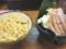 新化つけ麺+チャーシュー