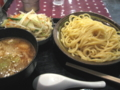 [三ツ矢堂製麺][ラーメン][☆☆]野菜つけ麺