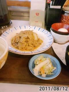 牛皿定食肉1.5盛