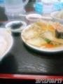 [南京亭]肉野菜炒め定食
