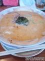 [哲麺][ラーメン][☆☆]豚骨醤油チャーシュー