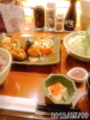 [大戸家][☆]鶏と野菜の黒酢あん