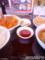 酢豚餃子セット