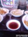 [東京亭]鶏肉の味噌炒めラーメン餃子セット