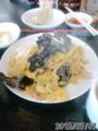 [南京亭][☆]キクラゲの卵炒め