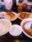 鶏肉の味噌炒めラーメン餃子セット