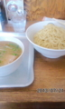 [十八製麺][ラーメン][☆]味玉つけめん塩大盛